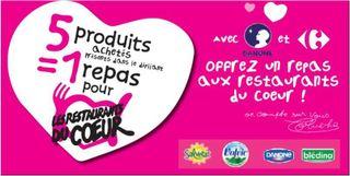 Partenariat Danone-Carrefour 1
